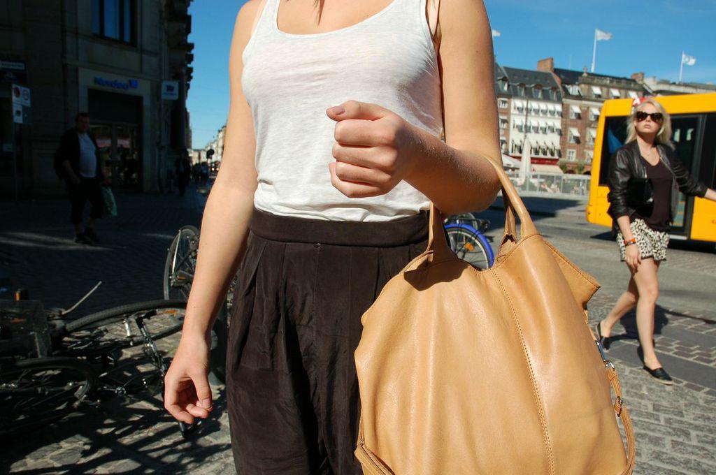 Copenhagen fashionista Pernille - 2