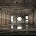 Abandoned Factory by CharlotteBoyleMedia