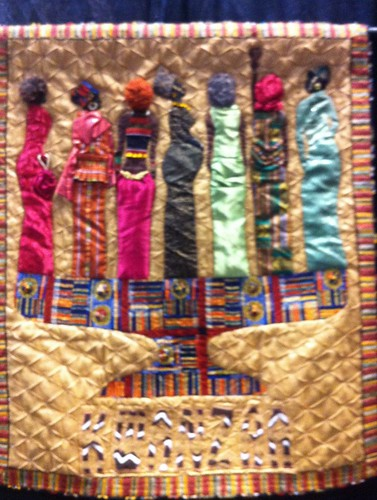 Dk Quilt Guild African American Quilts By Allyson Allen