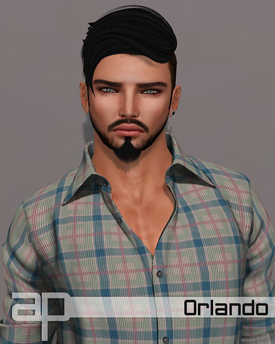 [Atro Patena] - Orlando | Hair Fair 2013 by MechuL Actor