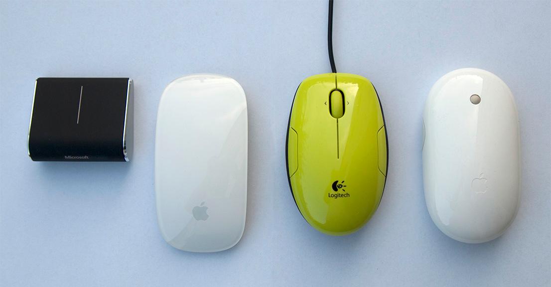 Mouse a confronto