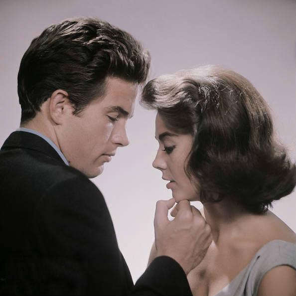 Warren Beatty and Natalie Wood   Photographed by Eliot ...  Warren Beatty a...