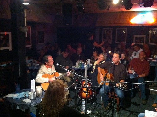 Kim_Williams_Doug_Johnson_Three_Wooden_Crosses_Bluebird_Cafe_Songwriter