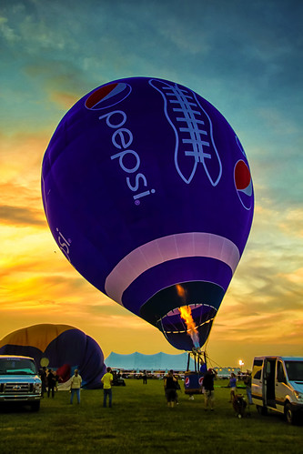 sunset sky color festival clouds photoshop canon fire eos rebel newjersey colorful dusk balloon nj flame hotairballoon pepsi soda dslr hdr softdrink balloonfestival readington solbergairport photomatix garyburke cs5 newjerseyballoonfestival klingon65 t1i canoneosrebelt1i pepsifootball