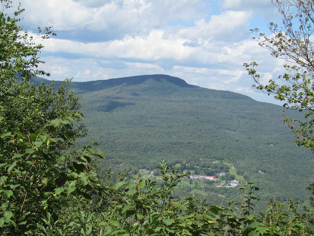 Kaaterskill High Peak and the Bruderhof