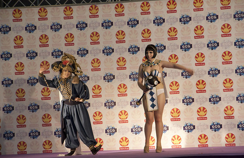 Cosplay à la Japan Expo 2013