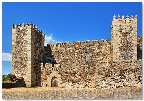 Castelo de Sabugal by VRfoto
