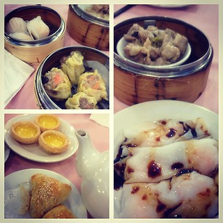 Followed the recommendations of a local. All Cantonese speaking crew in this Dim-sum joint. Has to be legit right? #chinatown #nyc #dimsumdollies