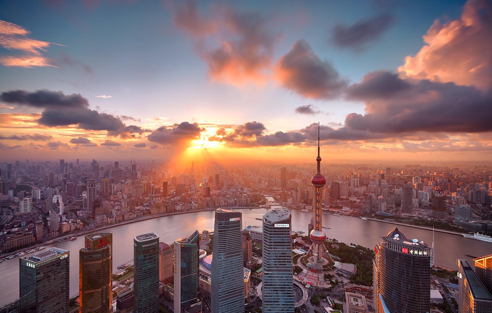 shanghai ortszeit