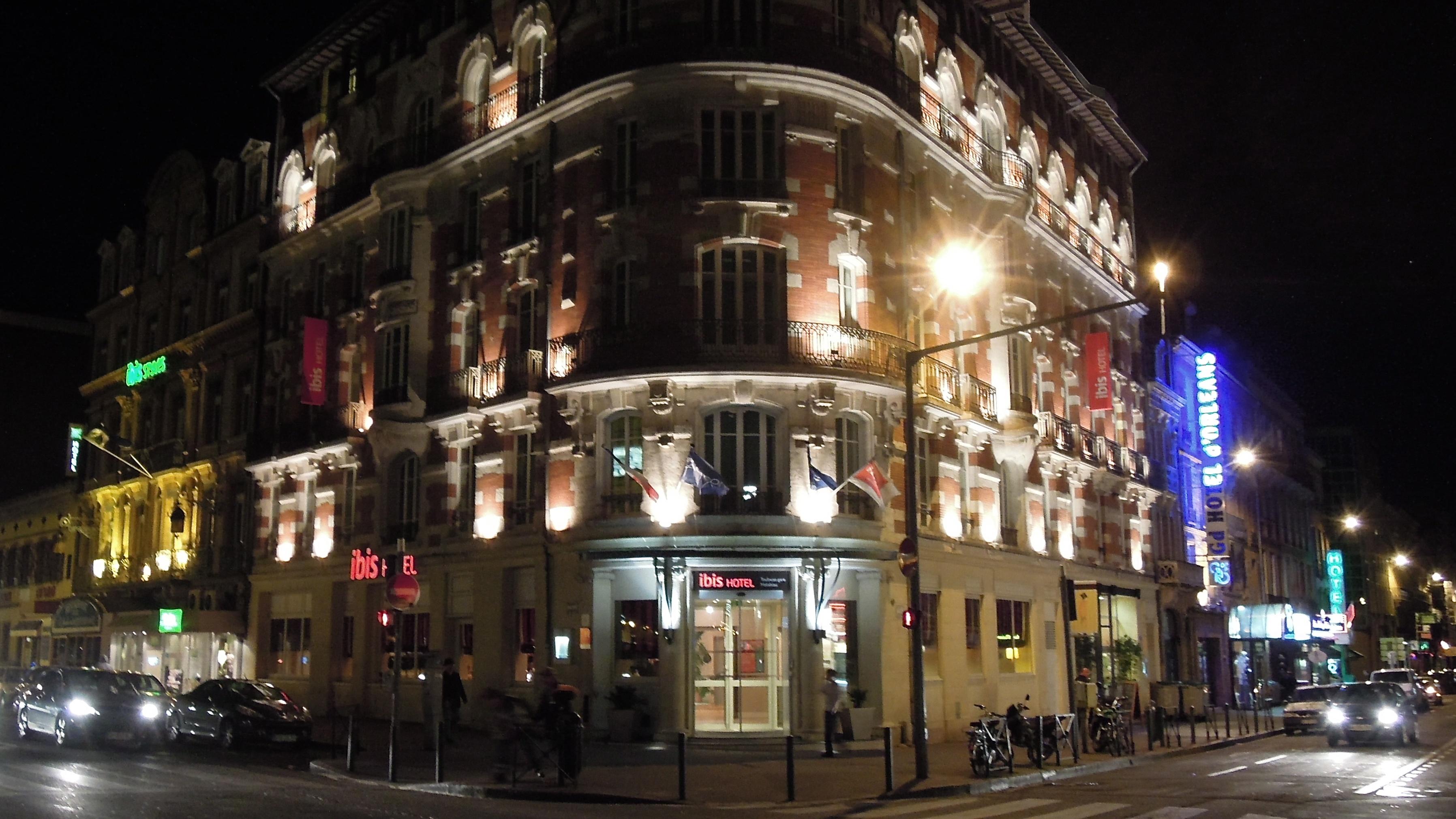 Hotel Ibis Lyon  Ef Bf Bdme Arrondibement