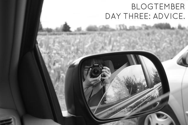 blogtemberdaythree