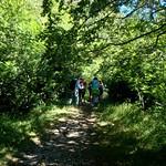 Pirineos 2013 - Día 4: La Calzada Romana y la Senda de los Ganchos (10-08-2013)