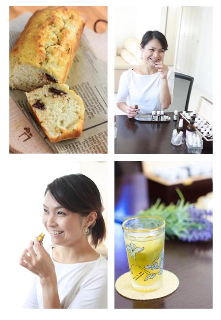 食べ物写真 プロフィール写真 出張撮影 女性カメラマン アロマサロン La verite 愛知県瀬戸市