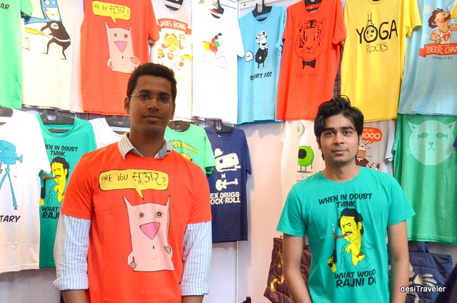 Printed T shirts comic Con