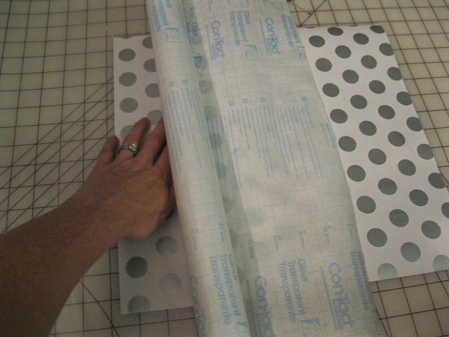 Wrapping Paper + Contact Paper = Drawer Liners! – What the Vita