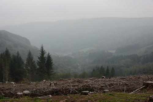 mountains landscape breconbeacons powys breconshire