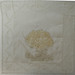 手帕系列No title. 感光樹酯版印於復古手帕Photopolyemr on vintage handkierchief. 28 x 28 cm.2013