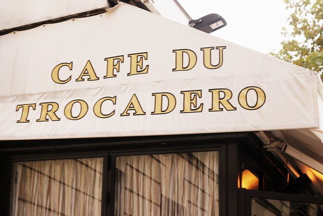 Trocadero Paris