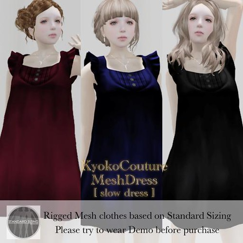 KC*M No.04[slow dress]All