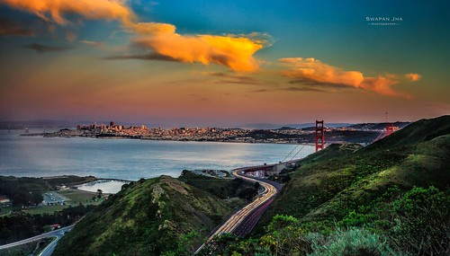 sanfrancisco california sunset usa landscape pacificocean goldengatebridge bayarea westcoast marinheadlands pacificcoast lightroom cs6 canon1740mmlusm nikfilter canon5dmarkiii cswapanjha