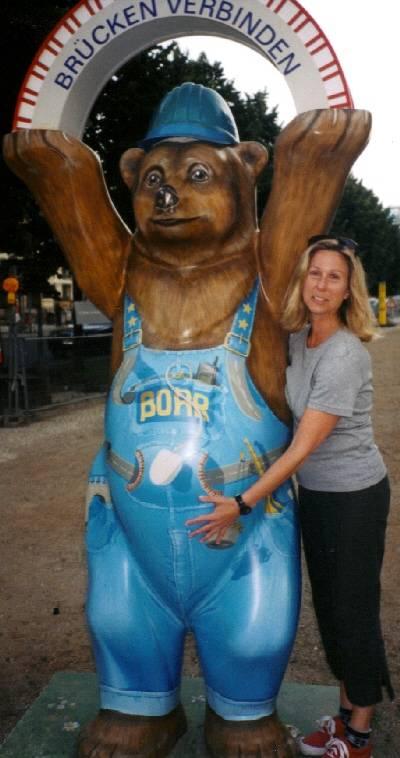 Heidi Bear Hug