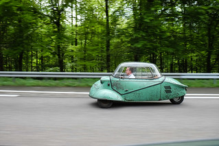 Messerschmitt Micro Car