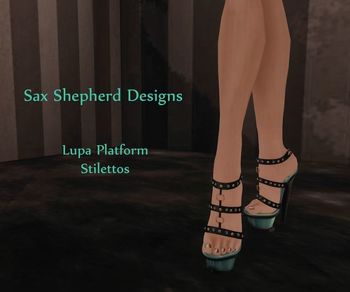 Sax Shepherd Designs @ Black fashion fair