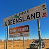 Crossed the border into South Australia and back into Queensland! This is remote country.