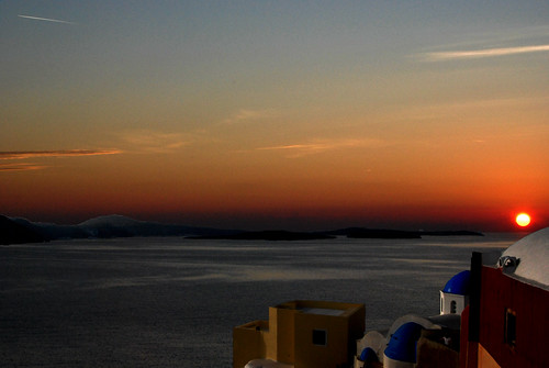 sunset sea sky tramonto mare santorini grecia cielo oia autofocus cicladi egeo ελλάδα αιγαίο σαντορίνη κυκλάδεσ