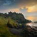 Dunluce Castle by Enda McAuley