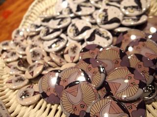 cuushe buttons