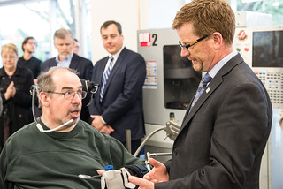 Innovative technology supports British Columbians' health