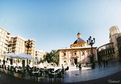 Basilica de la Virgen de los Desamparados. Valencia. Spain