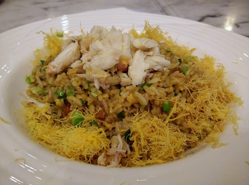 Golden Imperial Fried Rice