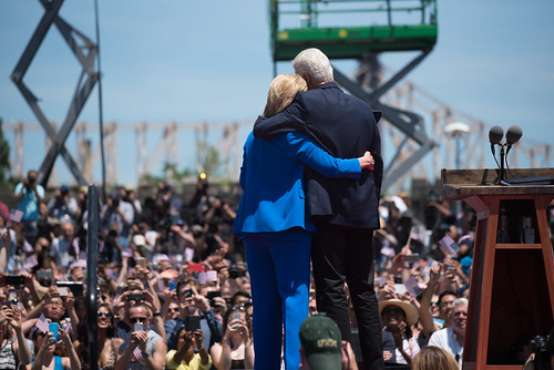 June 13, 2015 - Official campaign launch in New York, NY