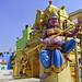 The Female Temple Guard aka Kavalamma by Anoop Negi