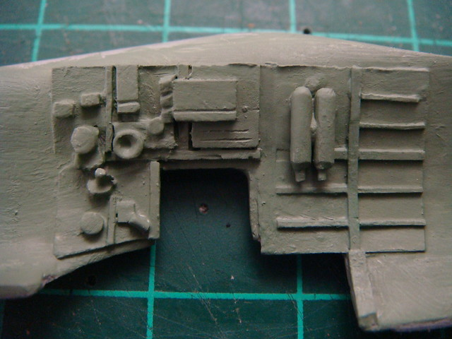 Seafire port cockpit wall, Sony DSC-T100