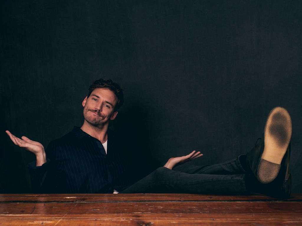 Сэм Клафлин — Фотосессия для «Their Finest» на «TIFF» 2016 – 3