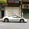 White. Ferrari. Another weekend morning #ferrari in Yik Yam.