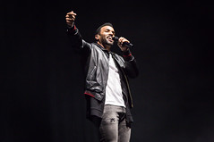 Craig David at Free Radio Live 2016