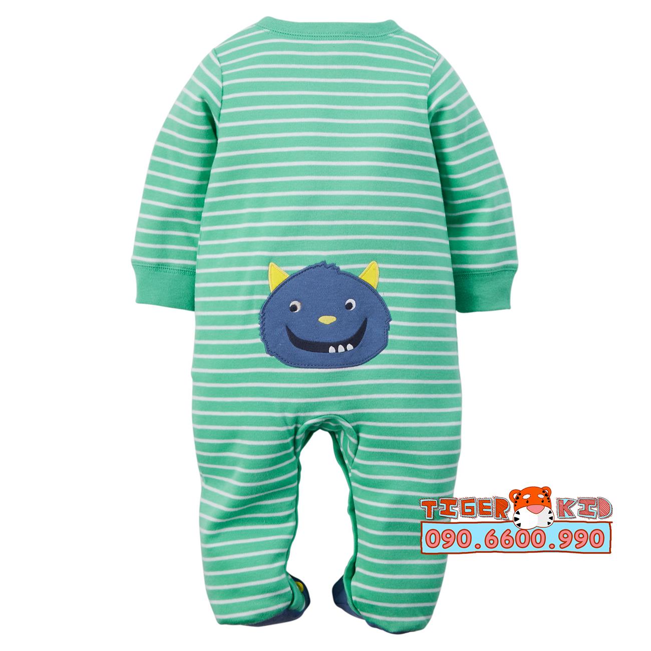 30631567990 bc094f5a85 o Sleepsuit nhập Mỹ size 6M;9M