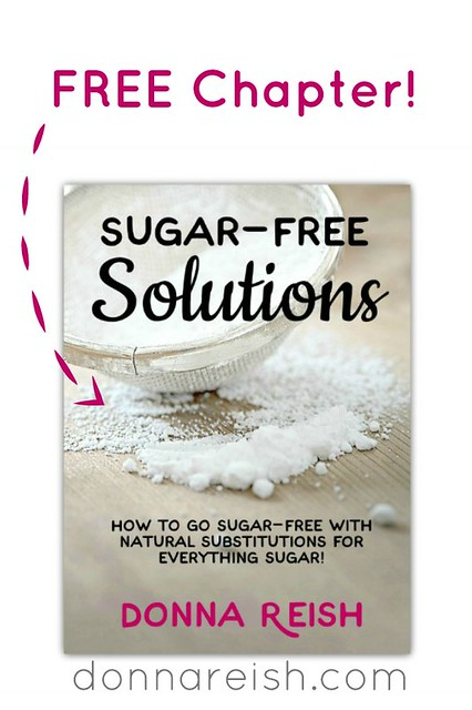 Healthy Sugar-Free Substitutes [FREE eBook Chapter]