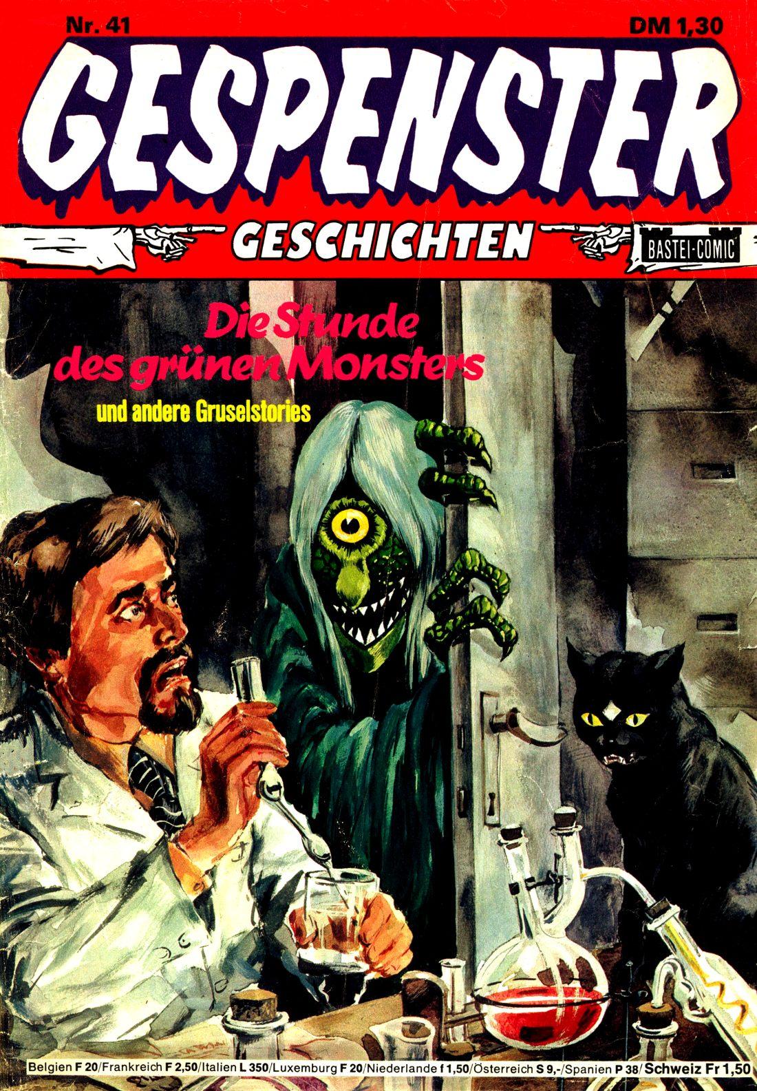 monster brains gespenster geschichten ghost stories