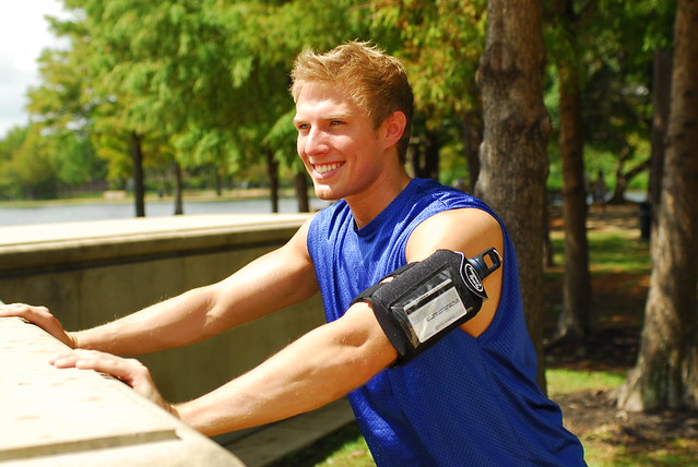 Armband Water Holder By Kenmark Sports