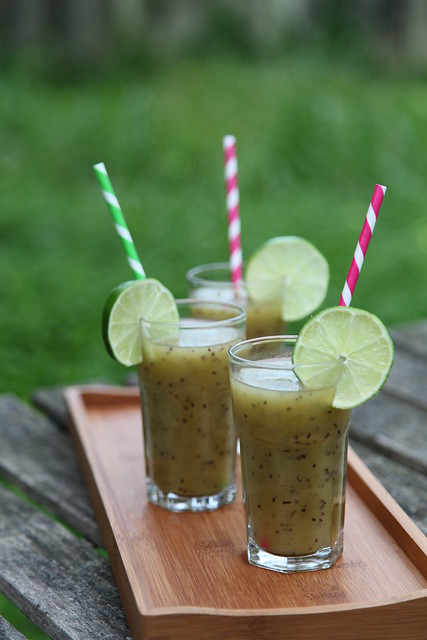 Kiwi Honey Limeade 4