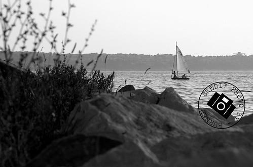 Barca a vela by BurnEdThomas