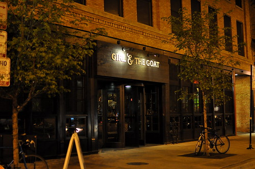 Girl and the Goat - Chicago