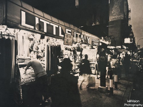 Little Italy - New York City