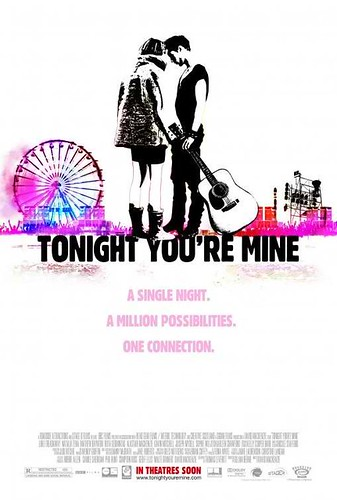 tonight you're mine movie poster