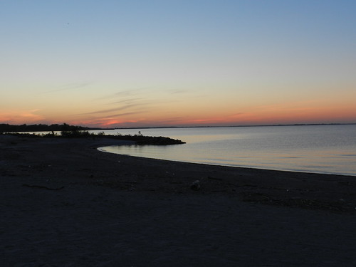Lake Erie Sunset (Maumee Bay)